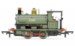 Hornby R3615 Peckett Works Livery 560/1893